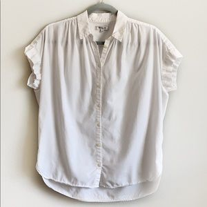 Madewell Central Shirt Sz S